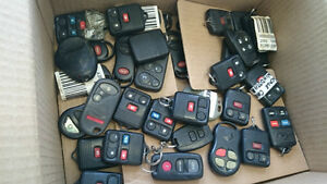 WE SELL USED KEY FOBS IMPORT/DOMESTIC @ PICNSAVE WOODSTOCK