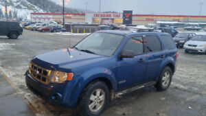 2008 Ford Escape SUV - $5400