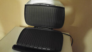 George Forman grill like new