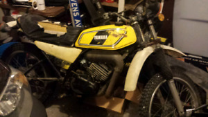 Looking for 1978 Yamaha Dt125 or Dt250