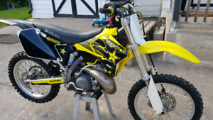 2001 RM 250 Trades welcome dirt bikes only
