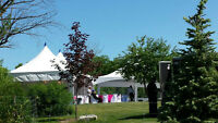 Tents, Tables, & Chairs Rentals--- Your Event Rentals start here