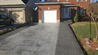 Concrete Driveway/Patios, Retaining Walls