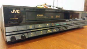 JVC HR-D570U 6-Head VCR Digital HiFi Stereo