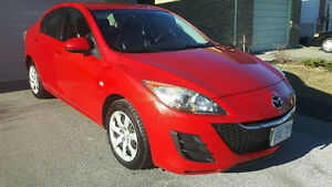 2010 Mazda 3 - Safety & E-test Certified