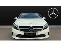 2017 Mercedes-Benz A-CLASS A200d Sport Premium Plus 5dr Auto Diesel Hatchback Ha