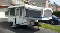 2004 Fleetwood (Coleman) Santa Fe Travel Trailer