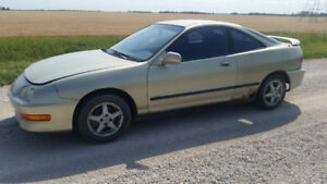 2000  Acura Integra B18B Ls part out