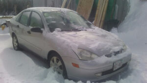 2002 Ford Focus *new safety and plates*