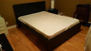 Ikea Malm Queen Sized Bed Frame