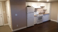 INLAW SUITE AVAILABLE JAN 1. $1100, INCLUDES EVERYTHING