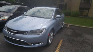 2015 Chrysler 200-Series Limitée Berline