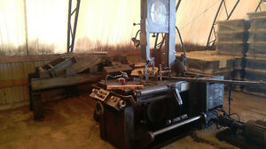 Marvel 81 Series Commercial Band Saw with Feeder