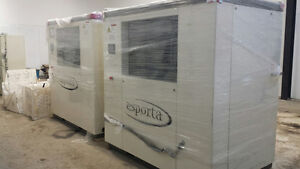 Restoration Business for sale (Esporta and Omega machines)