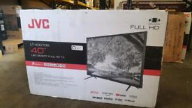 TV 40INCH JVC NEW MODEL 2020 SMART WIFI