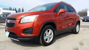 2014 Chevrolet Trax LT SUV, Crossover, automatic, AWD