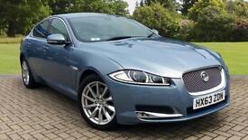 2013 Jaguar XF 2.2d (200) Luxury Auto Saloon Automatic Diesel Saloon