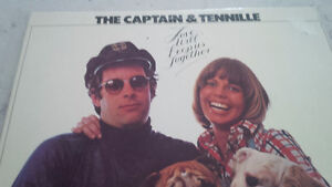 LP: The Captain & Tennille, Love Will Keep Us Together Kitchener / Waterloo Kitchener Area image 1