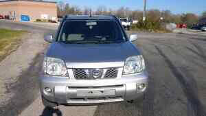 2005 Nissan X-Trail SE **CERTIFIED AND ETESTED**