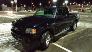 2011 Ford Ranger Sport 4x4  low KMs remote start financing avail