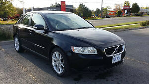2009 Volvo S40 2.4i Sedan - Accident free/Certified