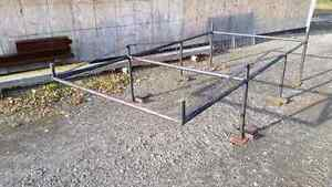 new price... truck ladder rack for sale.