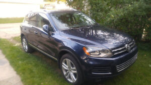 2012 VW Touareg TDI Execline - low kms **REDUCED AGAIN**