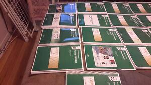 Cours de machiniste 17 manuels techniques d'usinage Métier