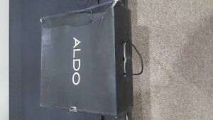 NEW-ALDO WINTER / SNOW Shoes-Size 13 or 12, Leather/Thinsulate