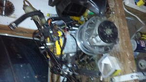 1997 Skidoo 440 Mxzx lc Parts for Sale