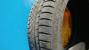 Set up stagged pneus d'hiver Champiro WinterPro HP 225/45r18