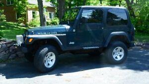 2005 Jeep Wrangler RUBICON Other
