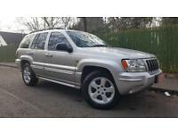 2004 Jeep Grand Cherokee 4.7 V8 Auto Overland **********SOLD SOLD*********