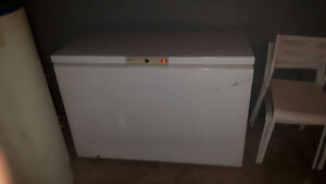 Large Chest Freezer 150$ or trade for smaller