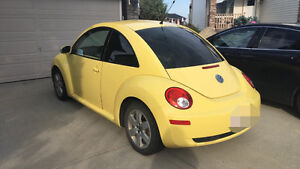 2007 Volkswagen Beetle Coupe (2 door