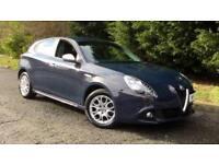 2017 Alfa Romeo Giulietta 1.6 JTDM-2 120 Tecnica TCT Automatic Diesel Hatchback