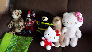 Build a Bear stuffies