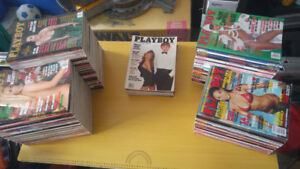 Playboy Collection 136 issues $200 O.B.O
