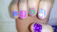 EASTER THEME MANICURE EVENT