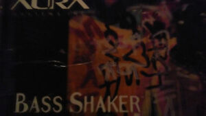 Aura bass shakers for sale.