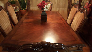 Dining Table Set with Buffet. West Island Greater Montréal image 2
