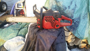 johnsred chainsaw