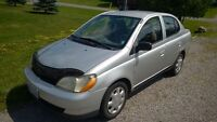 2001 Toyota Echo Sedan - Remote entry and start as is runs fine
