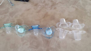 Phillips Avent New Born Soothers