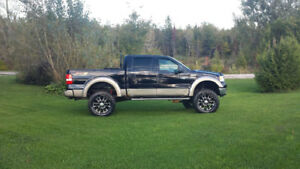 2005 Ford F-150 Fx4 Pickup Truck 6 inch lift trades considered