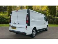 2018 Vauxhall Vivaro 2900 SPORTIVE CDTI - Sat Nav Panel Van Manual
