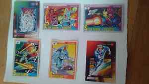 Original Marvel Trading Cards VTG