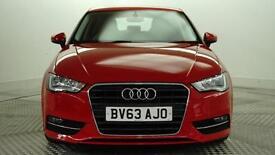 2013 Audi A3 TDI SPORT Diesel red Manual