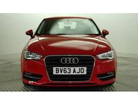 2013 Audi A3 TDI SPORT Diesel red Manual