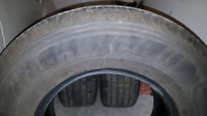 Hankook Dynapro HT tires 265/70/16